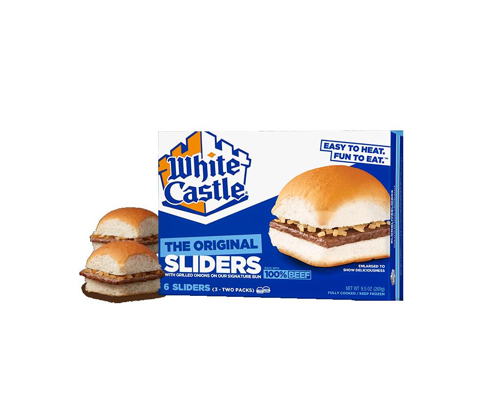white castle erwachsenen store